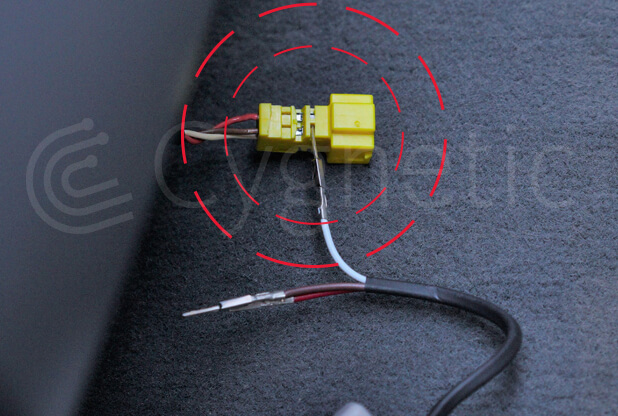 srs airbag sitzbelegungsmatte simulator sitz sensor Mercedes E W211 2002-2003